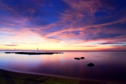 Ujung Genteng Sunset
