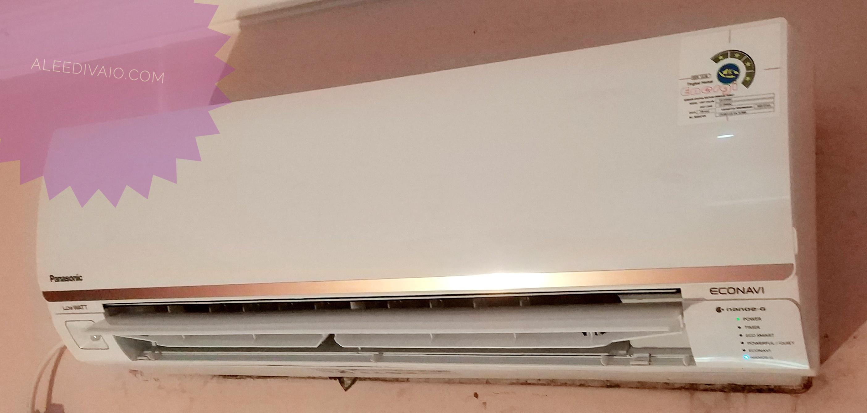 Kenapa Sih Pilihnya Panasonic Jawaban Singkatnya Karena Saya Sudah Punya AC Juga Tipe Inverter Dan Sejauh Ini Merasa Puas